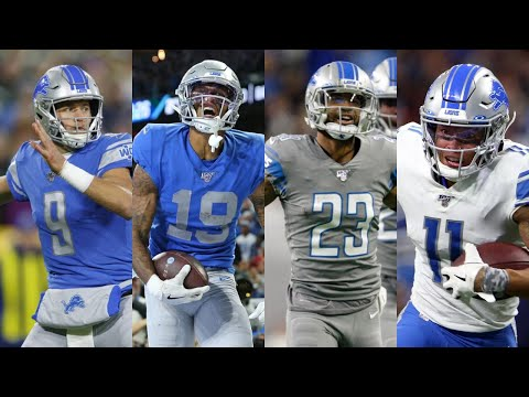 Detroit Lions   2019 Season Highlights ᴴᴰ