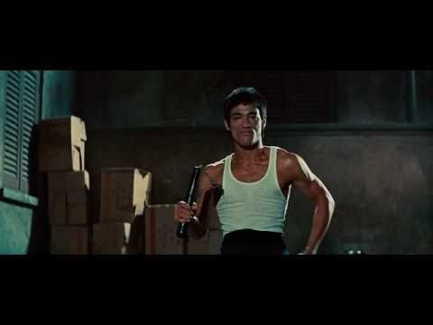 Bruce Lee's Way Of The Dragon Fight Scene