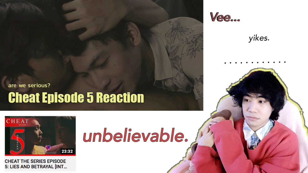 (Yikes!!!) Cheat The Series Episode 5 Reaction