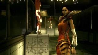 Бой против Джарона Намира третьего босса Сложность Настоящий Deus Ex Give Me Deus Ex  максимальная Кроме того