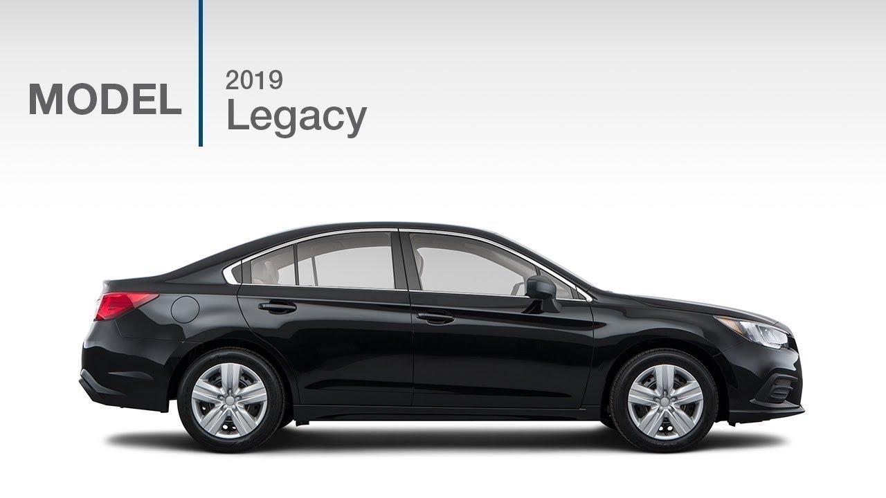 2019 Subaru Legacy 2.5i Base   Model Review - YouTube