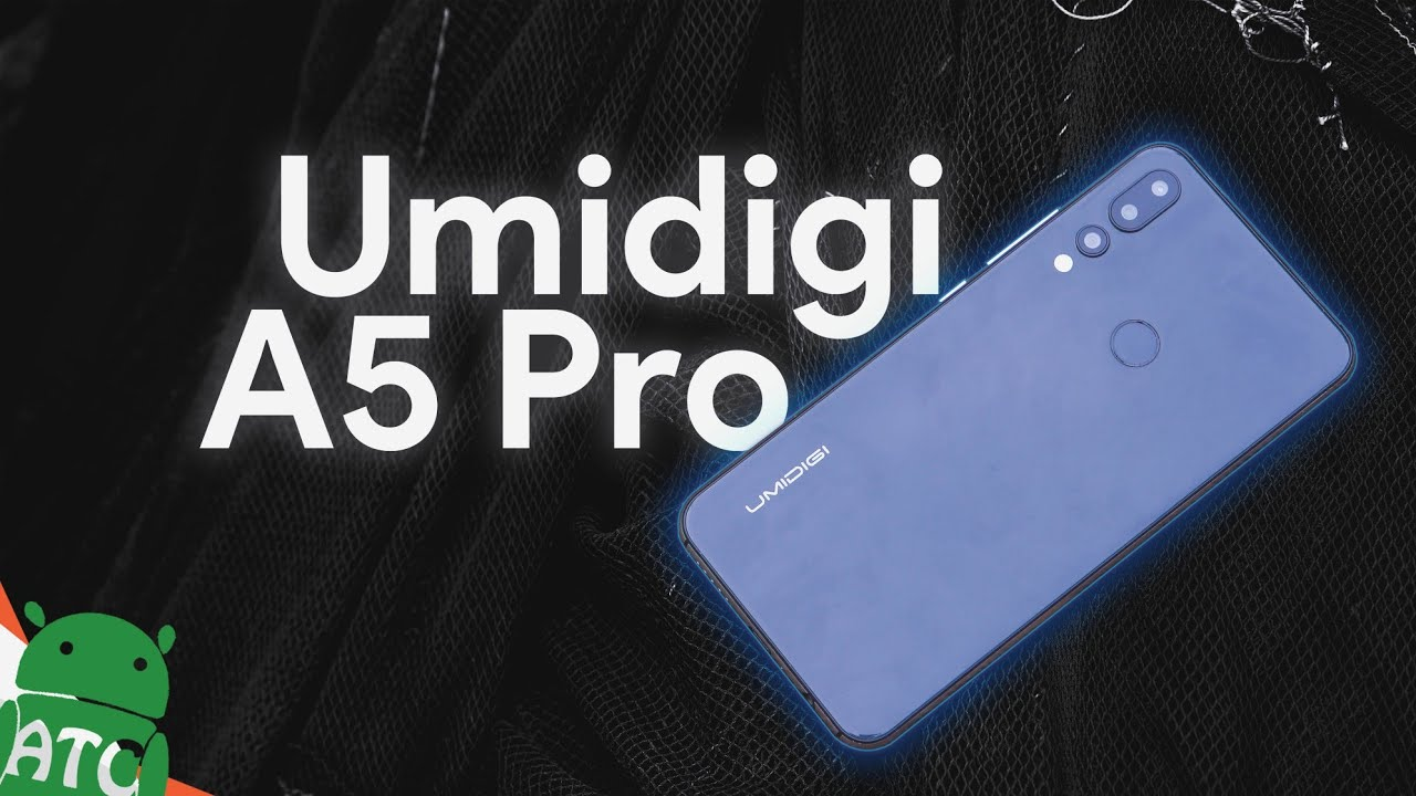 Umidigi A5 Pro - Another Budget Beauty   ATC