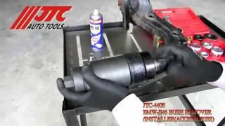 JTC 4408   Съемник для снятия и установки сайлентблока подвески BMW E46 JTC(, 2016-09-22T18:21:09.000Z)
