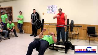 225 Bench for Reps Challenge thumbnail