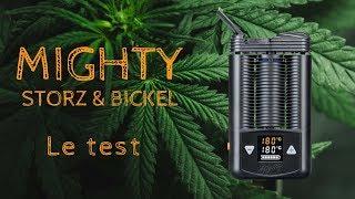 Test & Avis Mighty de Storz and Bickel, Le Meilleur Vaporisateur Portable du Marché ?