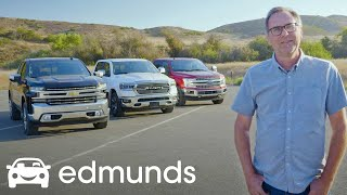 Ford F-150, Ram 1500 and Chevy Silverado: Battle for Pickup Truck Supremacy