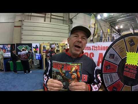 "Mark Lassagne offers ""How-To's"" in Bass Angler Magazine (BAM)"