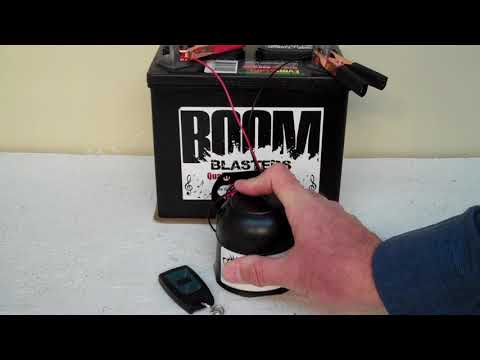 Royal FanFare Sounds Car Horn #3 Wireless