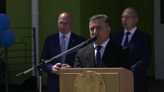 12.07.2018 -  Darea în folosință a locuințelor sociale în raionul Nisporeni thumbnail