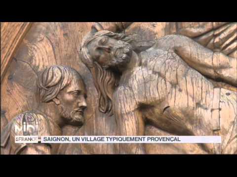 SUIVEZ LE GUIDE : Saignon, un village typiquement provençal