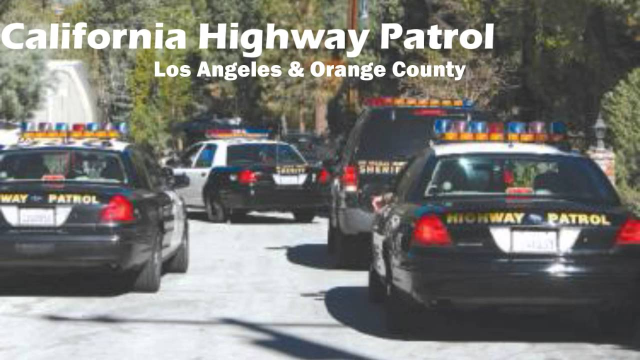 California Highway Patrol ScanSTAR Live Stream