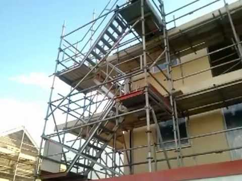 HRC Scaffold Stairs 1