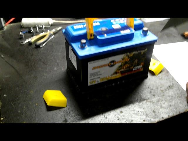 Лайфхак: как проверить аккумулятор нагрузочной вилкой
