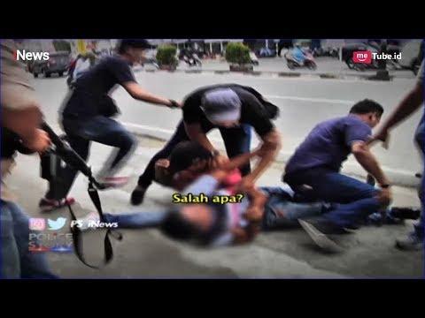 Penyergapan Pengedar Narkoba di Pontianak Saat Transaksi Sabu - Police Story 12/02