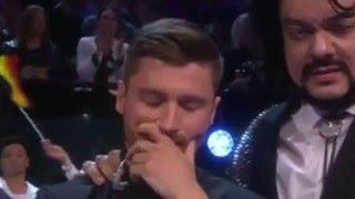 Реакция Лазарева и Киркорова на победу Джамаллы