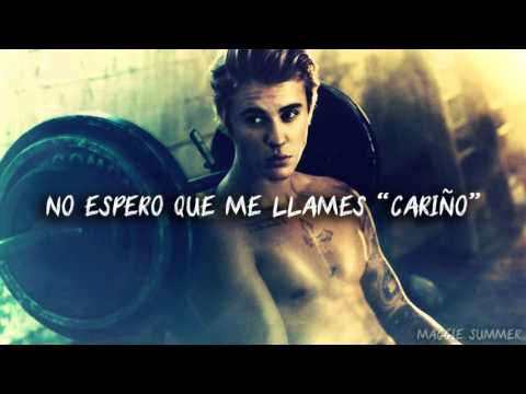 Justin Bieber - Company (Sub.Español)