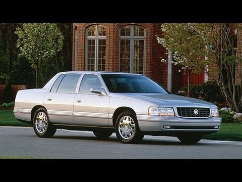 1998 Cadillac Deville Start Up and Review 4.6 L V8