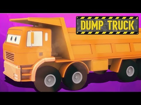 Construction Vehicles | Vehicles For Children | Street Vehicles Videos For Kids by Kids Channel