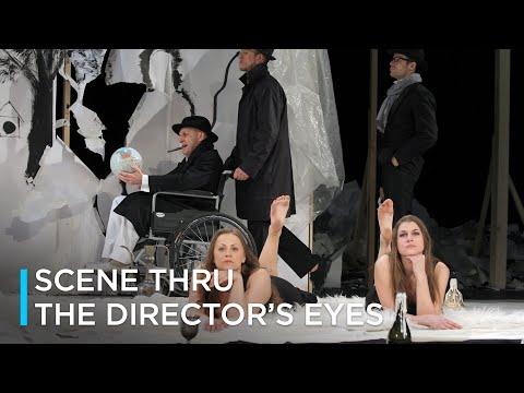 Scene Thru the Director's Eyes. The Seagull. Director: Yury Butusov