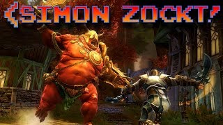Simon zockt... Kingdoms of Amalur: Reckoning [German] Gameplay