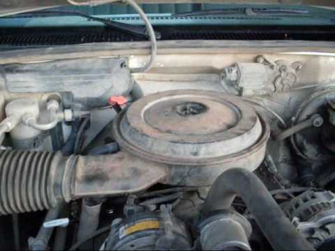 NEW 1988 Chevy Truck 350TBI With LOUD EXHAUST NO MUFFLER ...