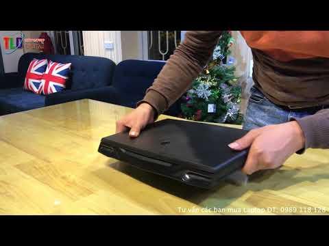 Laptop 9 Củ Hầm Hố Cấu Hình Được Phết Dell Alienware 14R2