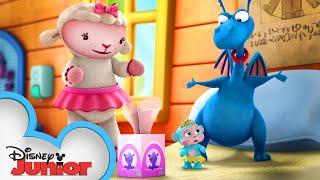 How to Blow Y๐ur Nose! 🤧 | Doc McStuffins | Disney Junior