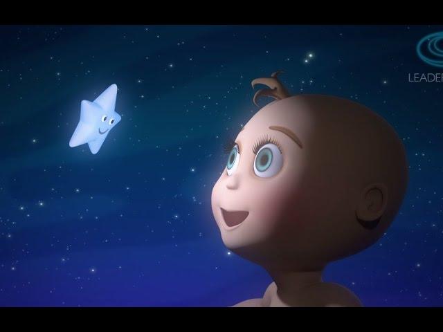 Twinkle Twinkle Little Star - Nursery rhyme children music