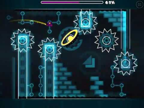 Geometry Dash - Infrared (Easy/Medium Demon) - by GironDavid & More