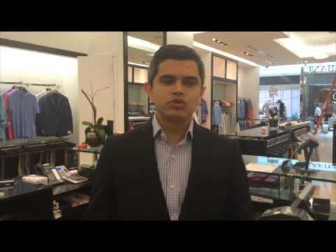 Brooks Brothers and Damiani Interview