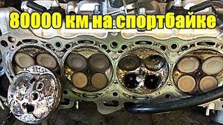 Что будет с S1000RR после 80000 км?