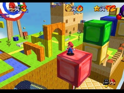 Super Mario Star Road - Updated Trailer (Download)