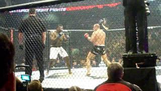 Strikeforce Fedor vs Brett Rogers  Round 1...... part 2