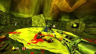 TMB Ember Skies playing Turok 2: Seeds of Evil on Xbox One