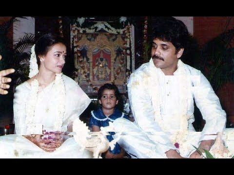 Nagarjuna And Amala Marriage Exclusive Video Family
