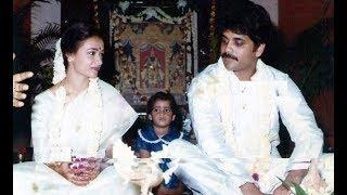 Nagarjuna and Amala  Marriage Exclusive Video | Amala | Nagarjuna Family