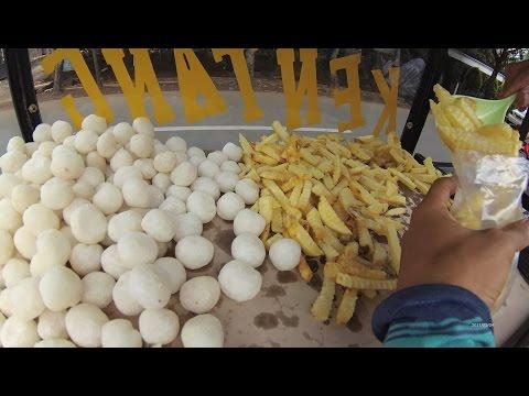 Jakarta Street Food 1127 Part.1 Fried Potato Mix Cimol Kentang BR TiVi 6009