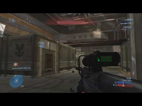 Greatest Snipe In Halo History?
