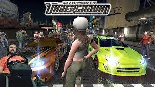 ФИНАЛИЩЕ!!! 🔥Рожаем сатанинский дрифт и сражаемся с Эддиком в Need for Speed: Underground