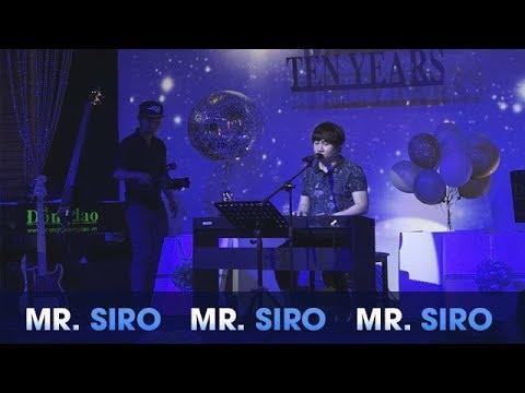 Vô Hình Trong Tim Em - Mr. Siro (Live)