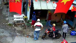 Đánh nhau vào ngày 5/2/2019 tai phú hoà thoai son an giang