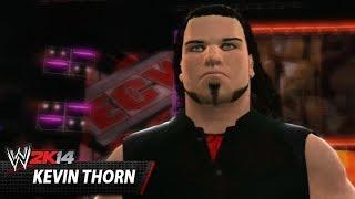 WWE 2K14 Community Showcase: Kevin Thorn (PlayStation 3)
