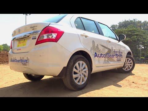 #Cars@Dinos: 2016 Maruti Suzuki Swift Dzire Diesel AMT Auto Gear Shift Review, Walkaround