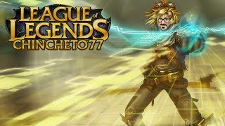 League of Legends - Odio el cambio horario... - 30 de marzo -