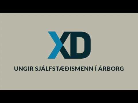 XD Ungir Sjálfstæðismenn Í Árborg 2014