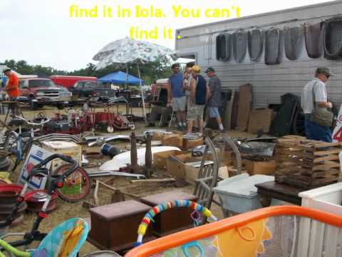 IOLA Car Show YouTube - Iola car show