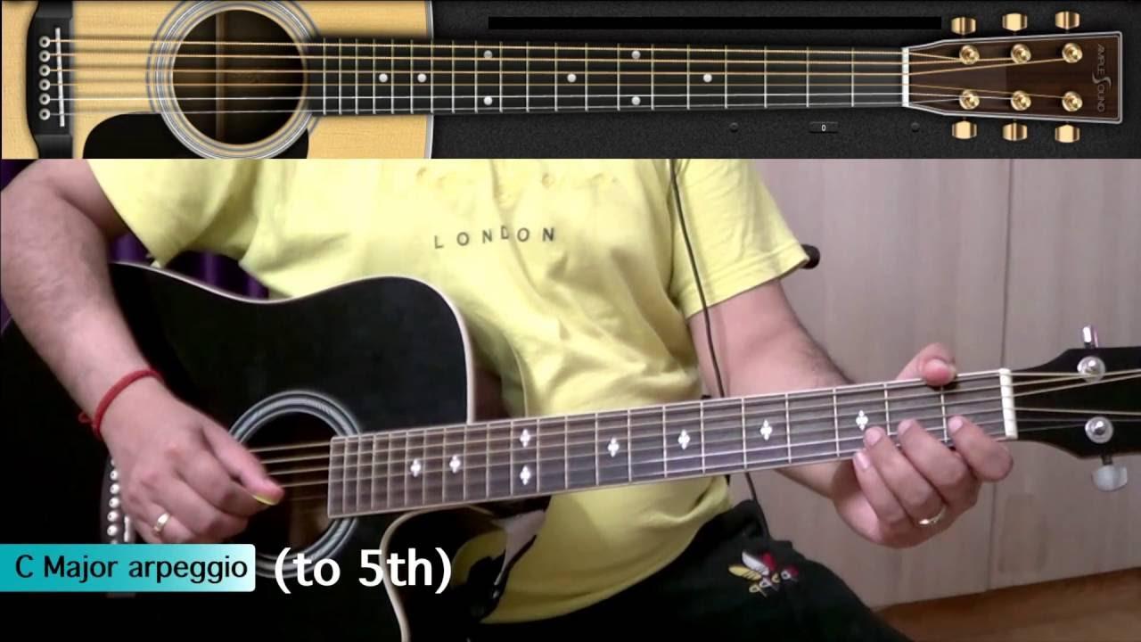 Technical Work of Plectrum Guitar (Initial Grade) -Trinity