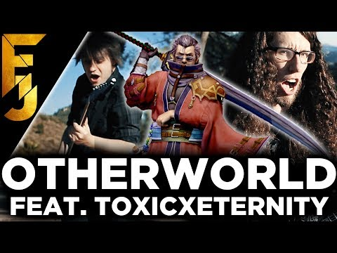 "Final Fantasy X - ""Otherworld"" Guitar Cover feat. ToxicxEternity | FamilyJules"