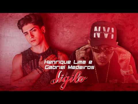 Henrique lima e Gabriel Medeiros - Sigilo ( Dj G beats )