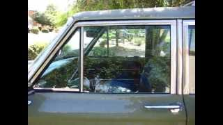 Wagoneer 1969 Kaiser Buick 350 TH400